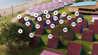 "База отдыха ""27 Регион"" (Ливадия) - Кемпинги, будние 6 дней"