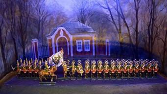 В Санкт-Петербурге открылся Музей оловянного солдатика