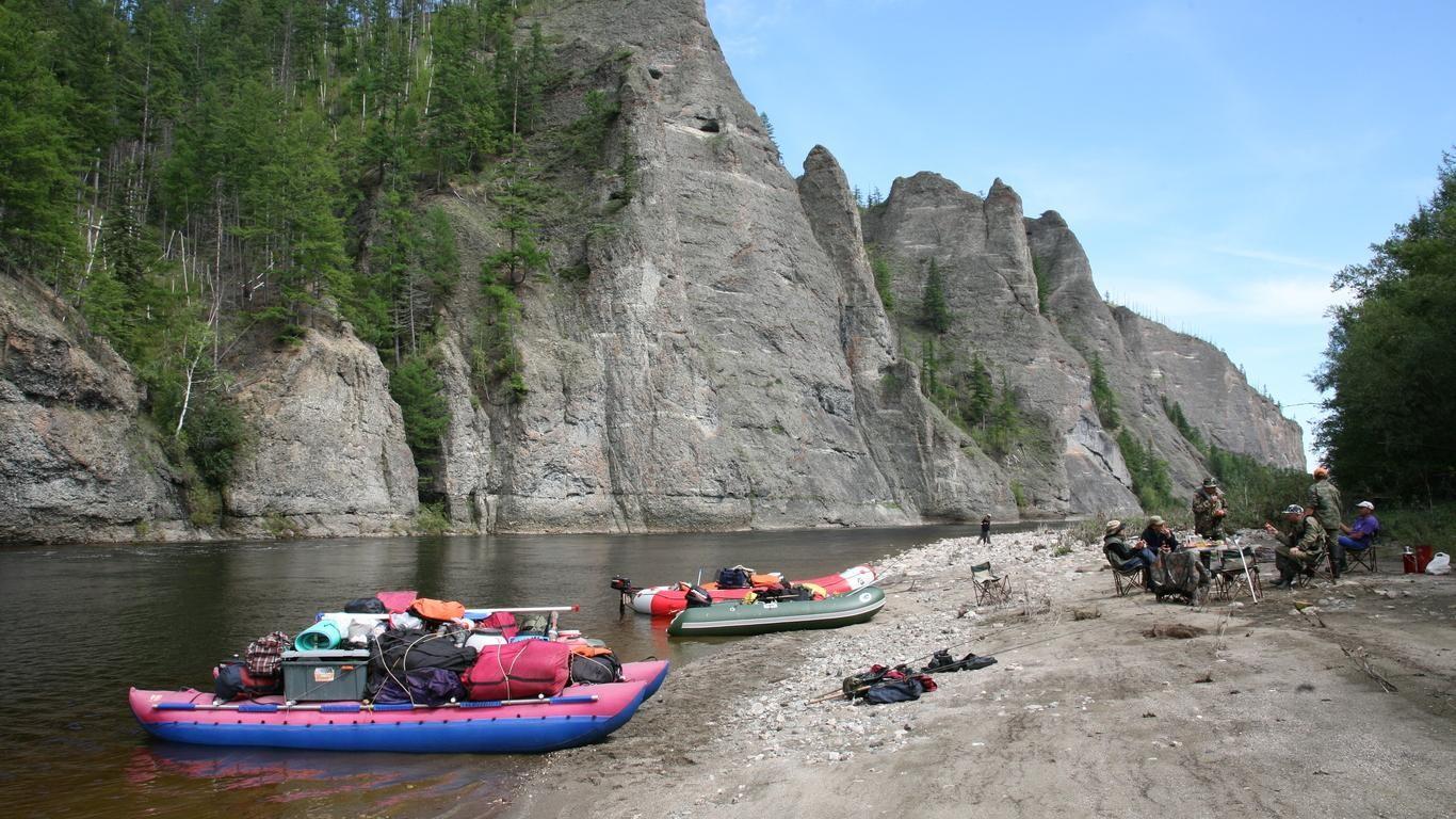 Рыбалка на реке уда иркутская область